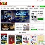 OzBargain10 - 10% off Product Sell Price @ QBD The Bookshop