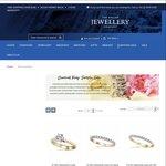 50% off RRP Diamond Ring Sample Sale from Ojco.com.au