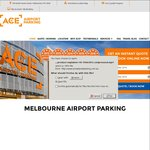 50% OFF ACE Melbourne Airport Parking