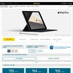 "iPad Pro 12.9"" [128GB] $59pm 2GB | $64pm 5GB | $69pm 10GB [256GB] $65pm 2GB | $70pm 5GB | $75pm 10GB @ Optus(Need to Call Store)"