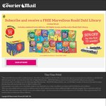 Marvellous Roald Dahl Library $12 (Includes Weekend Paper Delivery for 4 Weeks)