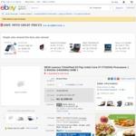 Lenovo ThinkPad E570p (15' FHD, i7-7700HQ, 16GB Ram, 256GB SSD+1TB, GTX 1050 Ti) $1360 @ Lenovo eBay