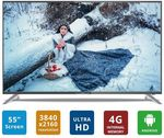 """Soniq 55"""" Ultra HD LED LCD Smart TV $599 + $70~$80 Delivery @ Soniq.com"""