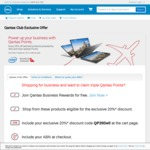 Get 20% off at Dell Online
