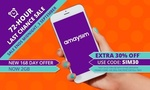 amaysim Unlimited 2GB 6x 28 Day Renewals $27.30 with Code (Was $39) - New Customers @ Groupon