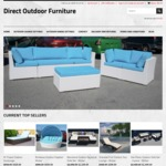 Further 10% off Sitewide @ Direct Outdoor Furniture (Perth, WA)