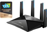 NETGEAR R9000 Nighthawk X10 AD7200 MU-MIMO Tri-Band Wi-Fi Router - NBN Ready - $479 - Free Shipping @ Device Deal