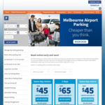 [Vic] 20% off ALL Melbourne (MEL) Airport Parking for The Next 24 Hours