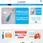 FREE Shipping Available Online at Sodastream