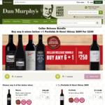 7x Cellar Release Wines (Including a Penfolds St Henri Shiraz 2009) - $250 @ Dan Murphy's