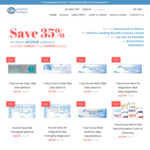 ACUVUE Contact Lenses - 35% off Entire Collection Sale @ AnytimeContacts