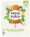 Proud & Punch Frozen Greek Style Yoghurt and Juice Pops - Entire Range $4.00 (Less Than 1/2 Price) @ Coles