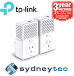 TP-Link TL-PA7010P KIT AV1000 Gigabit Passthrough Powerline Starter Kit - $84 Delivered (+ $20 Wish Card) @ Sydneytec eBay