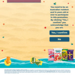 Win 1 of 1000 Sunnylife Fouta Towels from Mondelez
