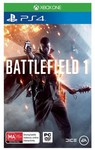 Battlefield 1 $19 C&C (PS4 ONLY) @ Harvey Norman