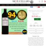 94pt, Double Gold Winner - Pirramimma White Label Cabernet Sauvignon at 50% OFF RRP - $179.40/Dozen (Delivered) @ Skye Cellars