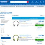 Plantronics BackBeat 505 Wireless Headphones $87 (Was $118) @ Officeworks
