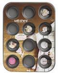 50%+ off Wiltshire Baking Pans: 23cm Square Cake, 27cm Slice & Brownie $5, 23cm Bundt $7, Mini Muffin Pan 24 Cup $8 @ Coles