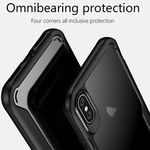 Ultra-Thin Full Protection Case for iPhone 7/8, 7/8 Plus, X, up to 75% off: $2.97 @ nbs_tech on eBay