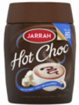 ½ Price: Jarrah Drinking Chocolate Varieties 275g $4 @ Coles
