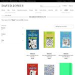 Large Range of 2018 Diaries & Desk Calendars $2 at David Jones