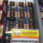 [WA] 99c Magnum 4 Pack Americana Peanut Butter 388mL Variety @ Spud Shed
