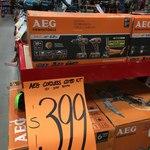 AEG 18V 5.0AH 3 Piece Brushless Cordless Set - Impact Driver, Hammer Drill, Angle Grinder $399 @ Bunnings