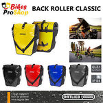 Ortlieb Back Roller Classic (Bike Panniers) $160.16 (PAIR) Delivered (~30% OFF Pre-Delivered RRP: $226.88) @ Bikes Pro Shop eBay