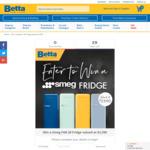 Win a Smeg FAB 28 Fridge Valued at $2,590 from Betta