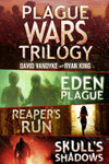 Plague Wars: Infection Day: The First Trilogy FREE @ Books on Google Play