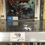 Monster Hunter Generations, Hyrule Warriors, Story of Seasons (3DS) $19 - Big W