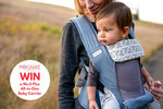 Win a Pognae No.5 Plus All-in-One Baby Carrier from Mum Central