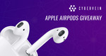 Win a Pair of Apple AirPods from Cybervein