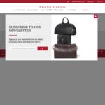 Win a Fall Wardrobe Worth USD$3,935 from Frank Clegg