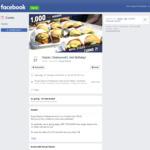 [NSW] 1000 Free Burgers 27/10 @ Royal Stacks (Chatswood)