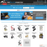 10% off Sitewide When You Checkout with Zip Pay @ Online Auto Parts (13 & 14 Nov)