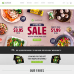 Youfoodz 20% off All Orders ($49 Min Before Discount)
