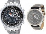 Citizen Eco-Drive Sapphire Chronograph Japan World Time Watch + Leather Band - $291.30 Delivered (Was $552) @ Duty Free Island