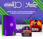 Win a Colorware Customised PS4 Pro Bundle Worth Over $600 or 1 of 2 KontrolFreek Prize Packs from LEGIQN