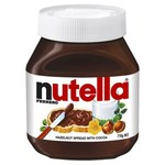 Nutella Hazelnut Spread 750g $5 (Save $3.75) @ Coles