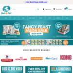 $10 off Coupon for $49+ Order @ Net to Pet