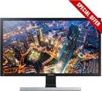 "Samsung - LU28E590DS/XY 28"" 4K UHD Monitor $378 Free Postage @ CNC Corporate IT Services"