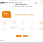 Join IKEA Family and Receive a $10 Voucher (Free to Join)