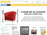 IKEA - eat for free (with purchase) - Perth & Adelaide only
