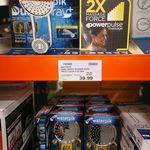 [SA] Waterpik Dual Spray Shower Head $39.99 (Normally $79.99) @ Costco, Kilburn (Membership Required)
