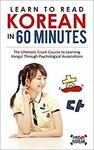 (Kindle) Free - 5 Korean Language Learning eBooks @ Amazon AU/US
