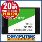 "120GB WD 2.5"" WD Green SSD $28.81 + $15 Delivery (Free with eBay Plus) @ Computer Alliance eBay"