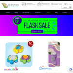 Hurry up! $5 Flash Sale on Baby Products. Offer Valid till 28th June @ BabyNest