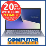 Asus Zenbook UX431FA i5-8265U 8GB 256GB $999.20 + $15 Delivery ($0 with eBay Plus) @ Computer Alliance eBay