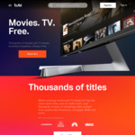 7000 Free Movies & TV @ Tubi
